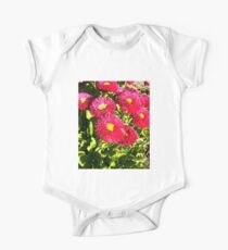 Lovely small flowers 3 One Piece - Short Sleeve