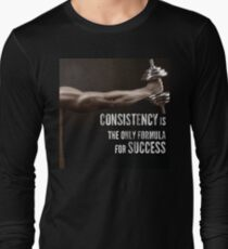 Consistency Is The Only Formula For Success T-Shirt