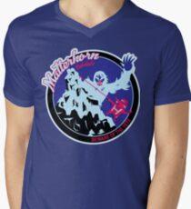 Matterhorn Bobsleds (black, ice blue, navy) T-Shirt