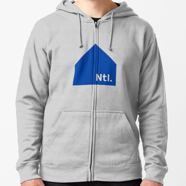 The National Zipped Hoodie