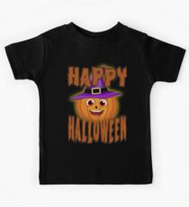 Happy Halloween Kids Clothes
