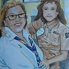 Girl Scout Generations by Wendy Crouch