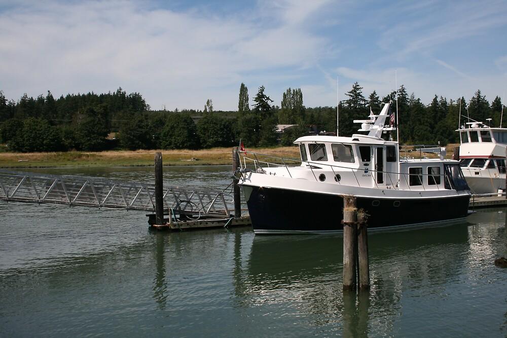 Boat by Valerie