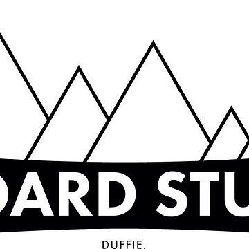 Board Stuff by duffieapparel