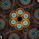 Colorful Cogs by James Brotherton