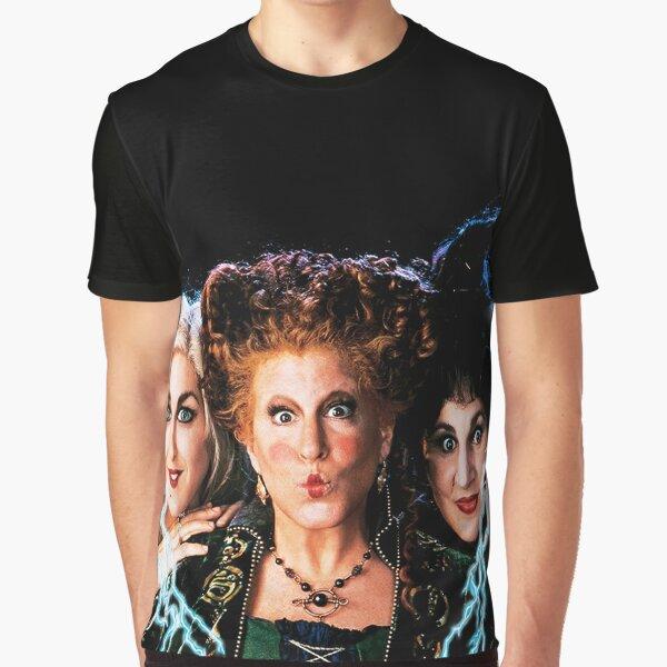 Hocus Pocus Graphic T-Shirt