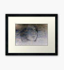 Lake Tatoo  Framed Print