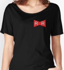 Android 17 Women's Relaxed Fit T-Shirt