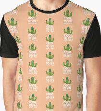 Cool Cactuses born in NOVEMBER Rjdlj Graphic T-Shirt