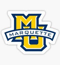 Marquette Golden Eagles Sticker