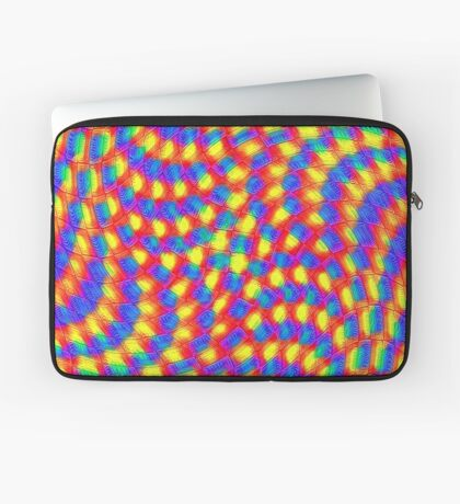 Color Waves Laptop Sleeve