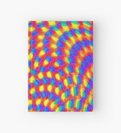 Color Waves Hardcover Journal