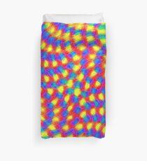 Color Waves Duvet Cover