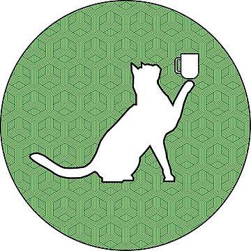 Cat Tea by duffieapparel