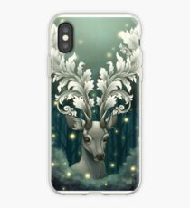 Antlers of Filigree iPhone Case