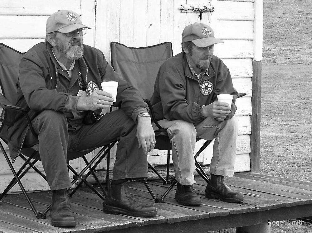'Coffee Break' by Roger Smith