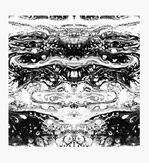 Mirror Black/White NTW Photographic Print