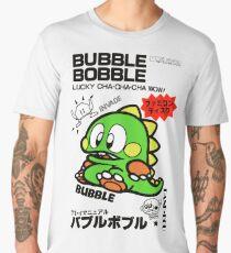 Bubble Bobble (Japanese Art) Men's Premium T-Shirt