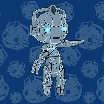 Cyberman by NibblesGameOver