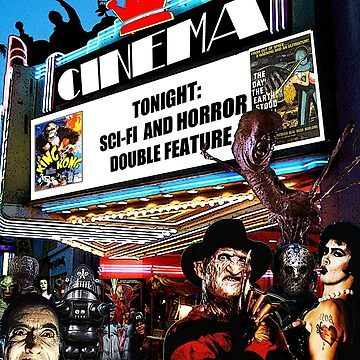 A Shocking Night at the Cinema! by MadYorkie666