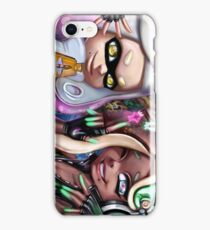 Marina and Pearl Off The Hook iPhone Case/Skin
