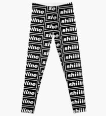 These are crazy days Leggings
