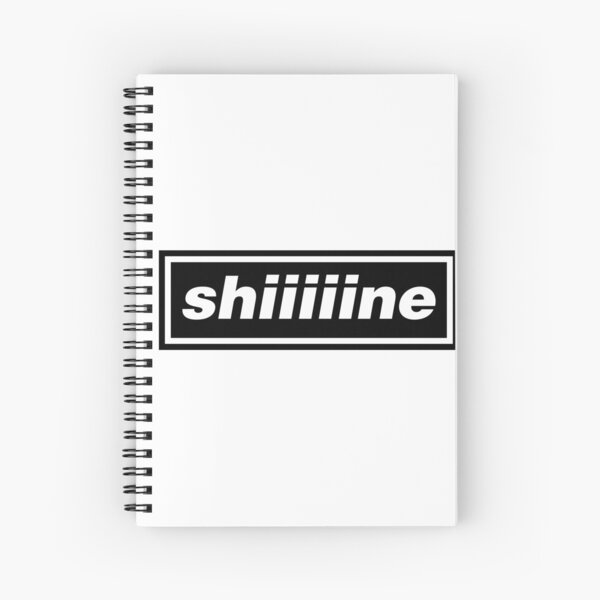 These are crazy days Spiral Notebook