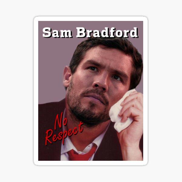 Sammy Dangerfield No Respect Sticker