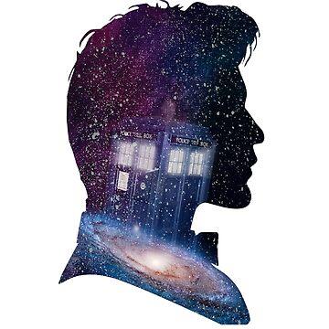 Eleventh Doctor by charmz2017