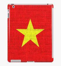 Vietnam flag iPad Case/Skin