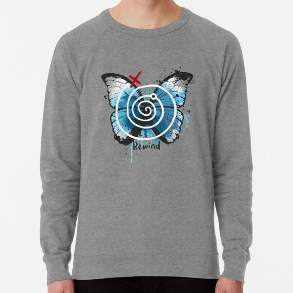 rewind life is strange Lightweight Sweatshirt