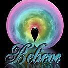 Glaube dem Regenbogen von Irisangel