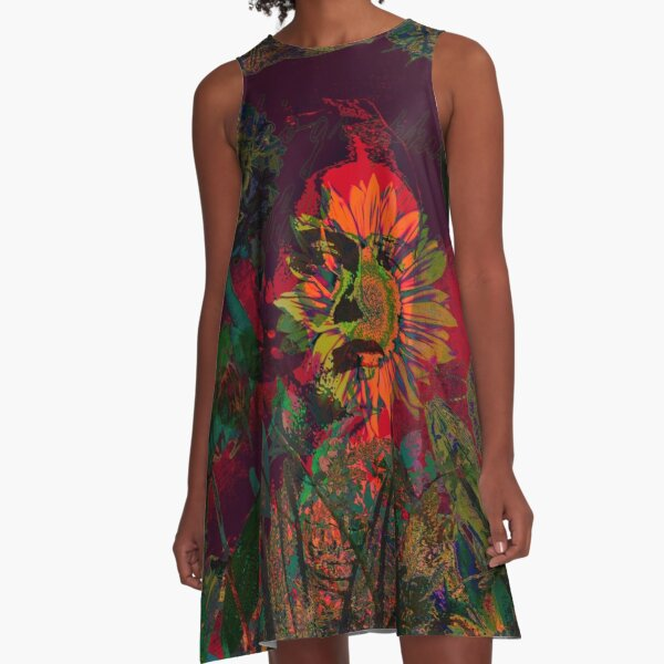 Baltimoore by hyndussidart.com A-Line Dress