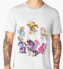 my little pony pirate ponies Men's Premium T-Shirt