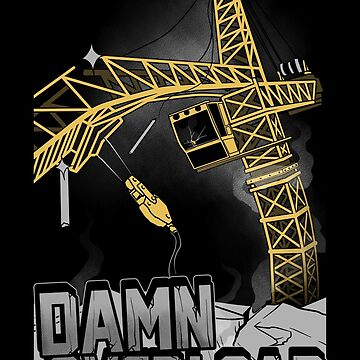 Tower Crane Incident by damnoverload