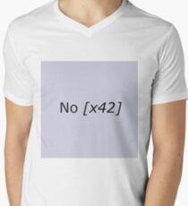 no x 42 T-Shirt
