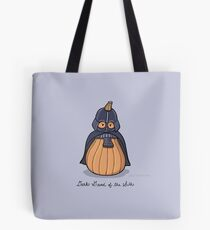 Dark Gourd of the Sith Tote Bag