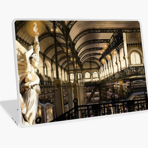 Endless Library / The Arcana Atheneum Laptop Skin