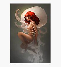 """Constrained"" - Illustration Photographic Print"