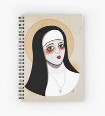 Nun Spiral Notebook