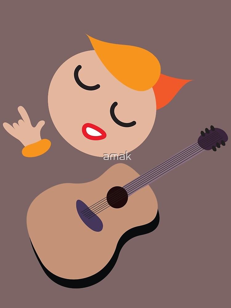 Rock On! by amak