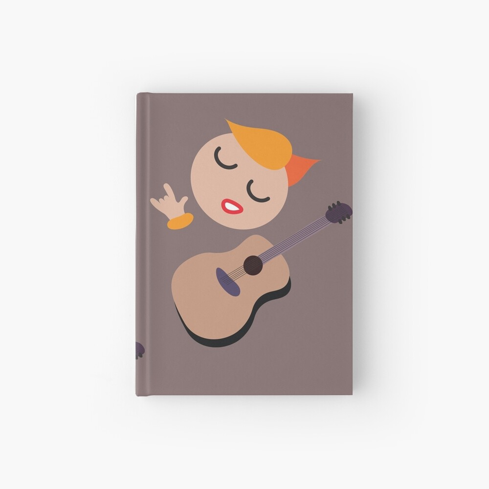 Rock On! Hardcover Journal