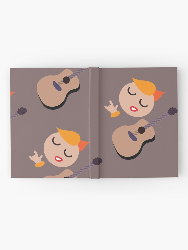 Alternate view of Rock On! Hardcover Journal