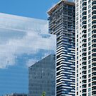 Reflecting Growth in Toronto, ON, Canada by Gerda Grice