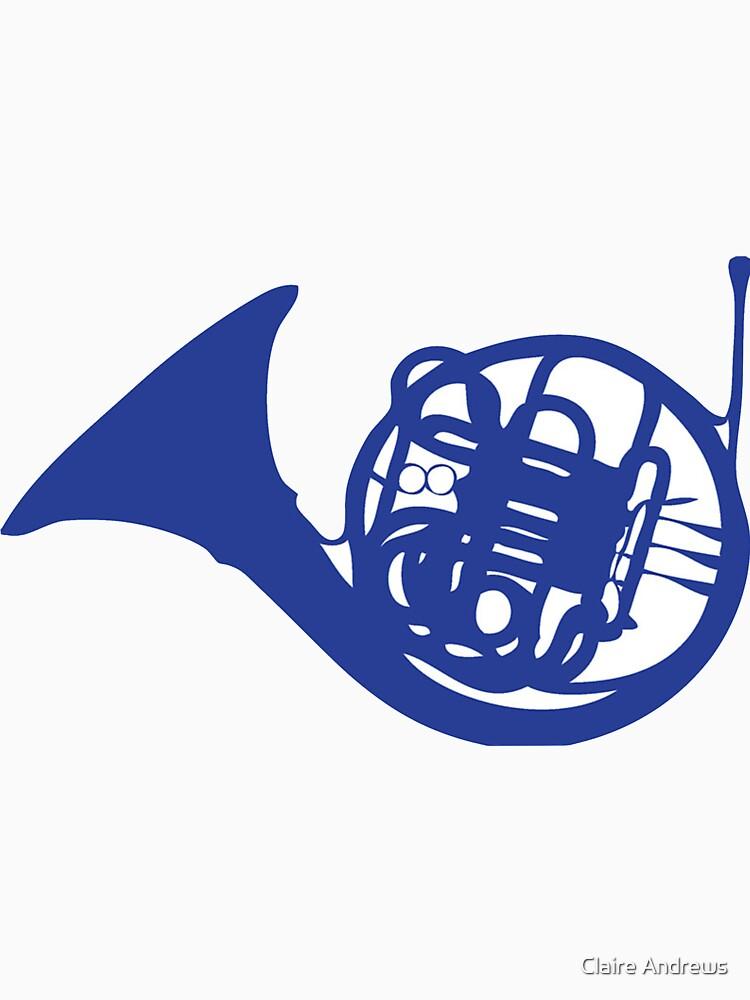 Wie ich deine Mutter Blue French Horn traf von Claireandrewss
