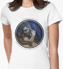 Jon Luxury Women's Fitted T-Shirt
