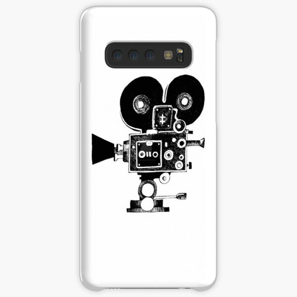 Old Movie Camera vers. 2 Samsung Galaxy Snap Case
