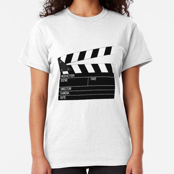 Clapperboard  Classic T-Shirt