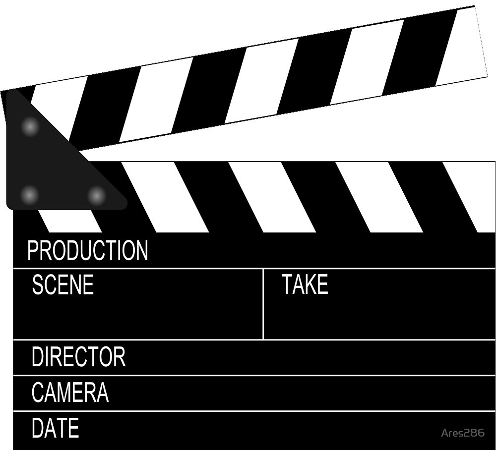 Clapperboard  by Ares286