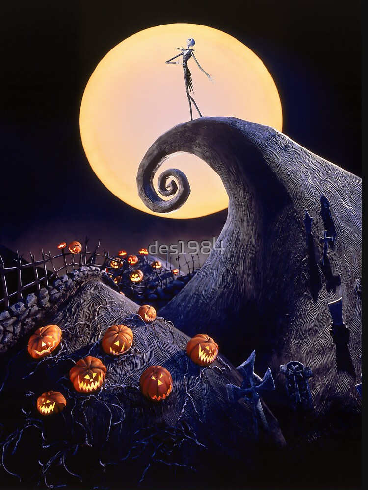 The Nightmare Before Christmas by des1984